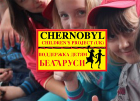 GODEL'S CHOSEN CHARITY PARTNER - CHERNOBYL CHILDREN'S PROJECT